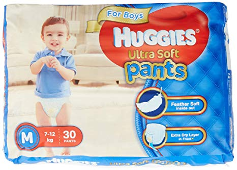 Huggies Ultra Soft Premium Diapers