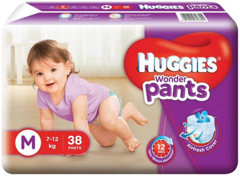 Huggies Wonder Pants Style Diapers