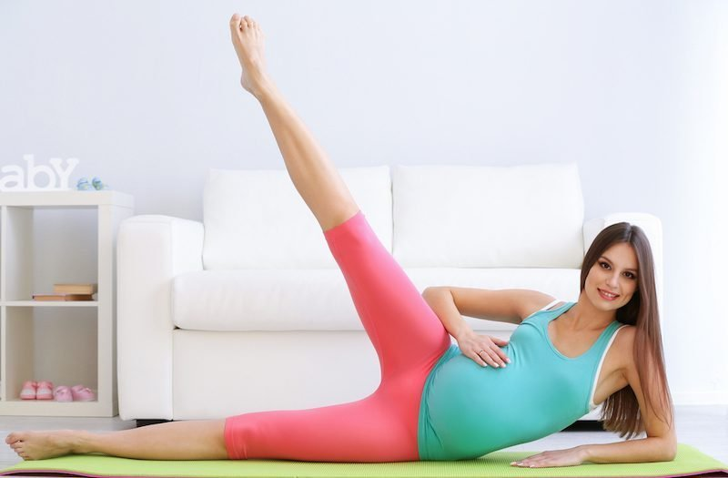 Stretching-During-Pregnancy