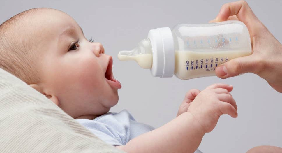 Bottle Feeding Your Baby