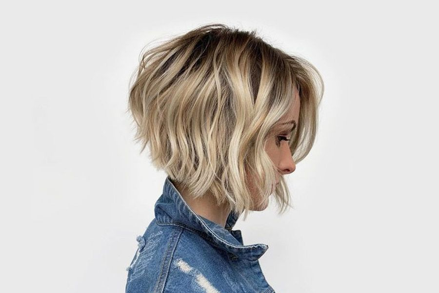 Short Hair Waves