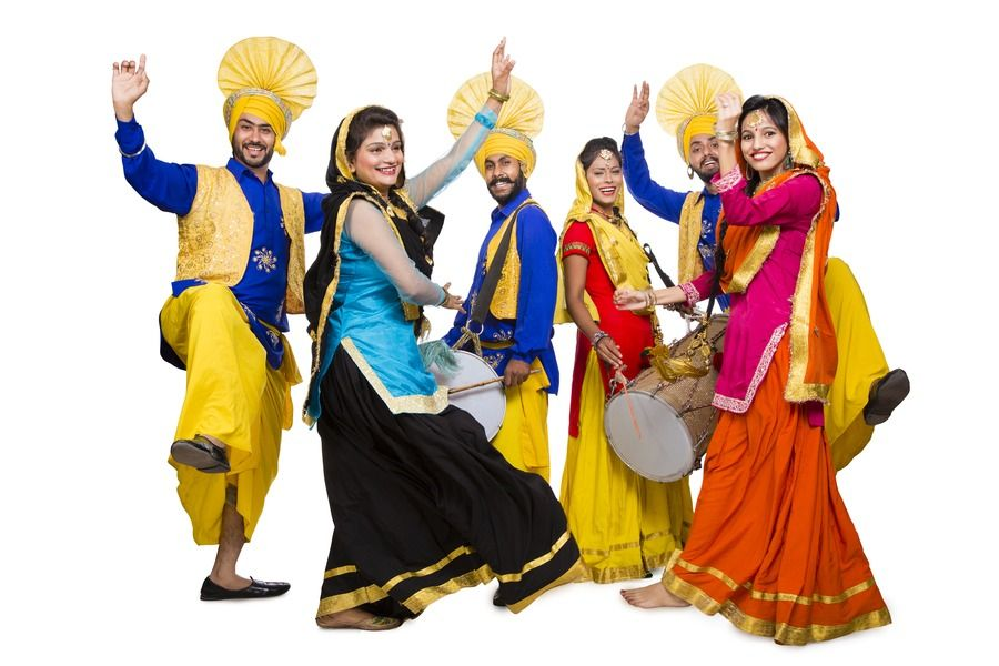 Punjabi-Lohri-Dress-Parents-Talks