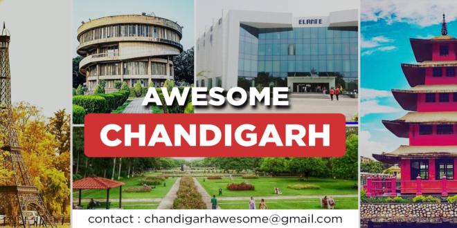 City Beautiful Chandigarh
