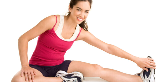 exercise-girl-smiling