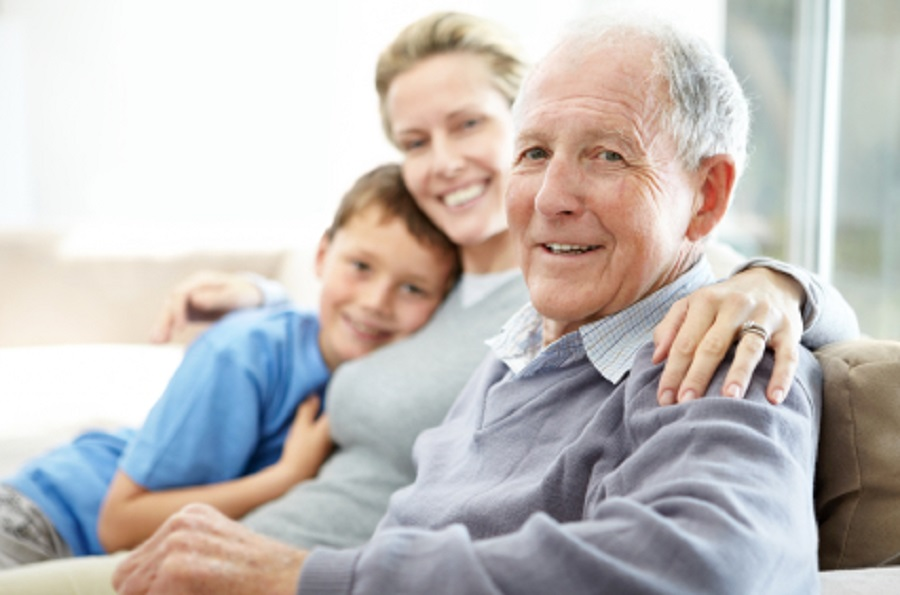 Taking-care-of-the-elderly-relatives-in-todays-busy-society
